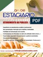 2015-01-06 Emprego Costa e Costa Estagiario Atendimento
