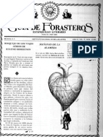 GUIA DE FORASTEROS NO. 63