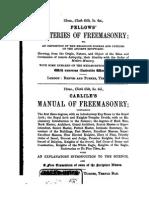 Mysteries of Freemasonry