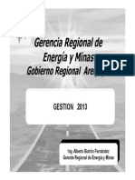 Gerencia Regional de Energia y Minas