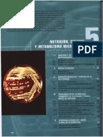 NUTRICION MICROBIANA Biología de Los Microorganismos. Brock. 10Ed