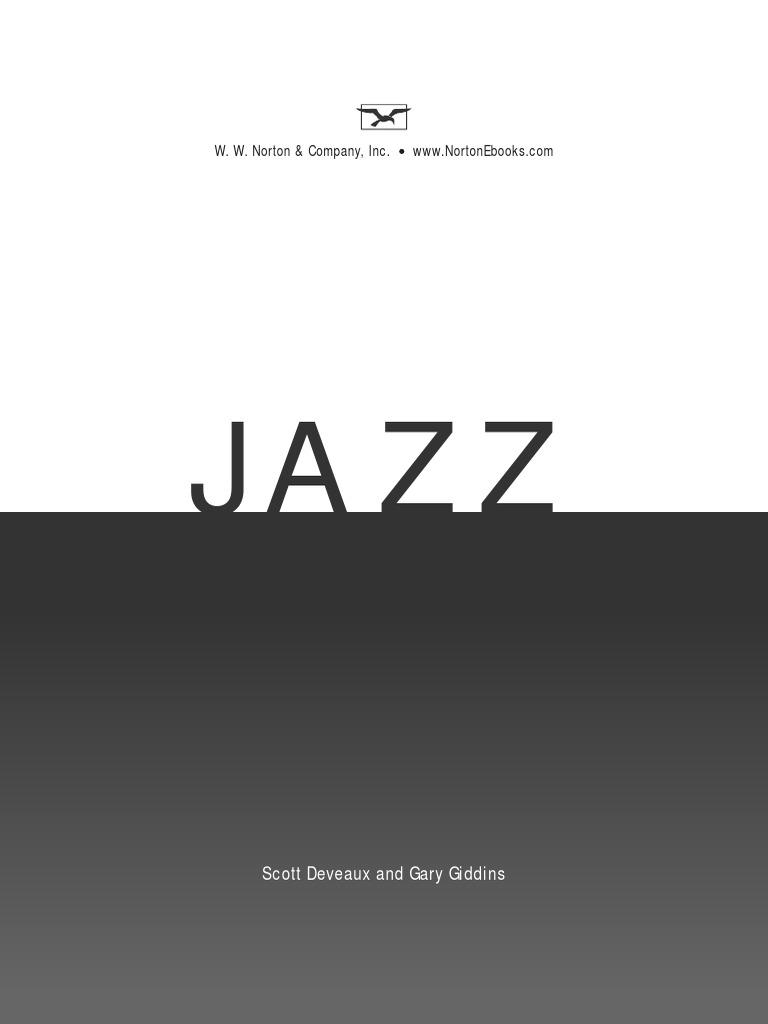 Jazzpdf jazz american styles of music fandeluxe Gallery
