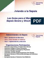 Sepsis Guias Para El Manejo Del Shock Septico