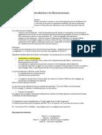 Microeconomie(Intro)
