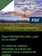 McLuhan Ppt Prresentation