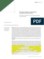 Dimension Ideologica y Politicalectura1