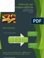 Infección Por Clostridium Difficile
