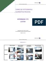 Informe Fotografico Interbank Ctc San Isidro Piso 2
