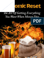 Economic Reset - The Art of Getting Everything You Want When Money Dies