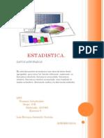 Ejercicio 5. Datos Agrupados