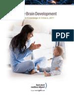 early brain development fnl