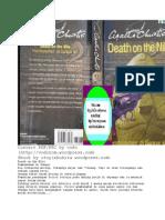 Death on Niel Agataha Cristie PDF