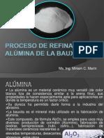 Extraccion Alumina