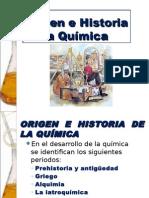 Origen e Historia de la Química.ppt