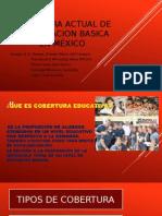 cobertura actual de la educacion basica en mxico exposicion panorama