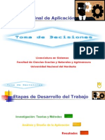 Slides Soporte a la toma de Decisiones