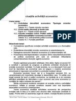 Capitolul 16 Fluctuaţiile Activităţii Economice