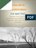 Maspalomas (años 40-50)