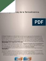 Segunda Ley de La Termodiamica