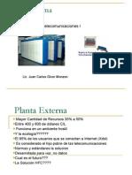 Planta Externa Telecomunicaciones I