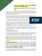 DESTINOS TURISTICOS PARA PERSONAS CON POCOS RECURSOS ECONOMICOS.doc