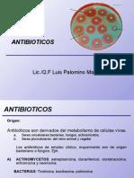 Antibioticos- Penicilinas