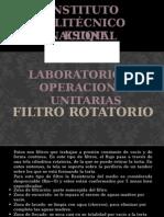 Filtración