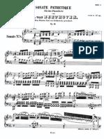 Beethovven (Pathetique) Piano Sonata Op. 13 No 8 (2014!02!25 07-30-30 UTC)