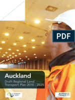 Draft Regional Land Transport Plan Document 2015 2025