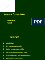 51565635 Managerial Communication