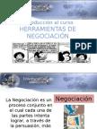 1.Introduccion Al Curso de Herramientas de Negociacion
