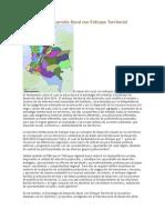 Estrategia de Desarrollo Rural Con Enfoque Territorial