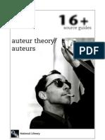 Auteur theory/auteurs