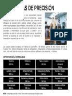 Informacion Cursos DF Artesanias de Precision
