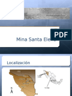 Mina Santa Elena