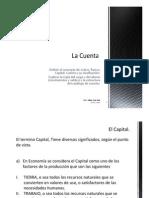 Principales Cuentas