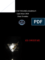 Apuntes Cocteleria Patxi Troitiño