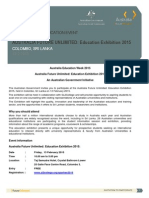 flyer - australian govt  edu expo 2015