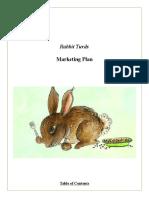 Rabbit Turds Marketing Plan