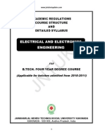 III B.tech.(EEE) II Sem-Syllabus Book