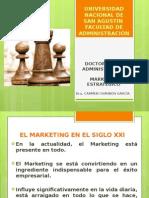 MArketing Estratégico Doctorado Administración