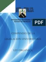 Ley Organica UAEM