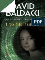 David Baldacci - Un Simplu Geniu