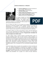 Biografia Francisco I. Madero