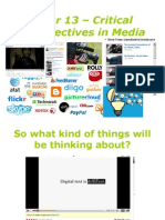 L1 - Intro to Critical Perspectives in Media