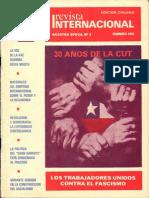 Revista Internacional - Edición Chilena- Febrero de 1983