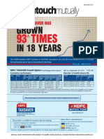 Hdfcmf Factsheet November 2014