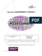 Assessment Literacy