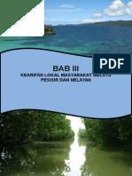 Bab III Kearifan Lokal Masyarakat Melayu Pesisir Dan Nelayan