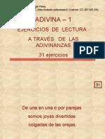 ADIVINA-1 Alberto Abarca